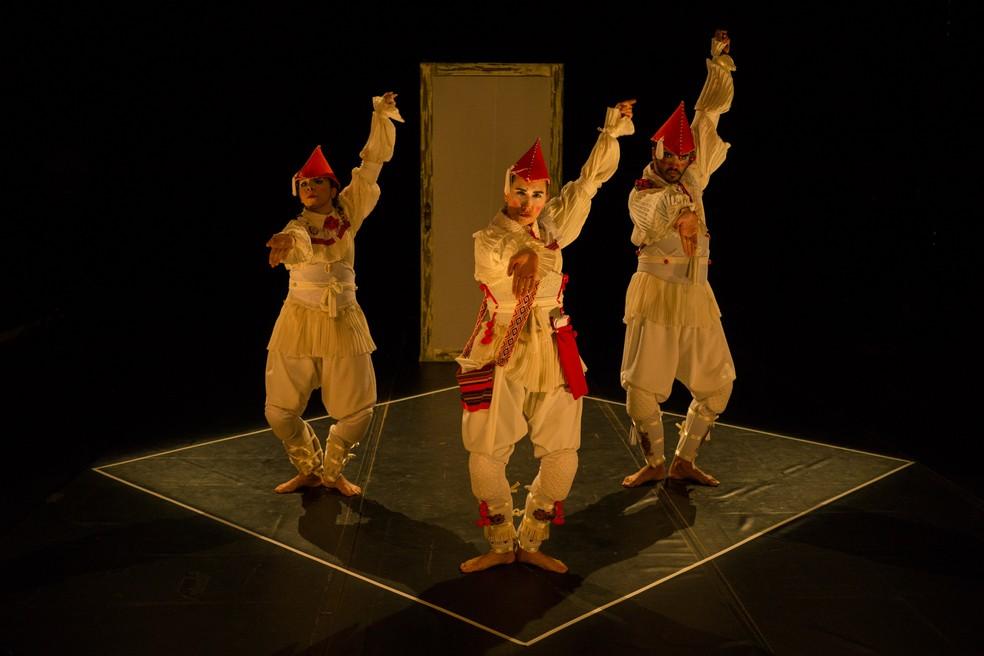 Abrazo é o novo espetáculo infantil do Clowns de Shakeaspeare e estreia neste domingo (16) — Foto: Rafael Telles