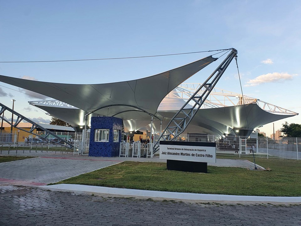 Veja quais linhas de ônibus vão operar no Terminal de Itaparica, em Vila Velha, ES