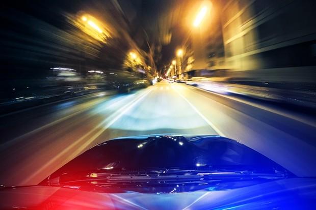 Perseguição policial (Foto: Getty Images)