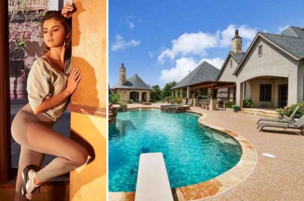 A propriedade colocada à venda por Selena Gomez por 9,8 milhões de reais (Foto: Divulgação)