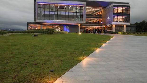 Hub de inovação foi lançado no final de março no Ágora Tech Park (Foto: Divulgação)