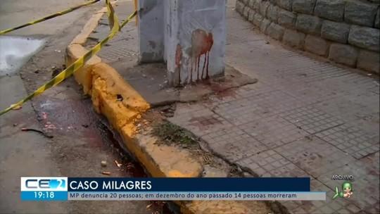 Policiais militares que atingiram refém na 'Tragédia em Milagres' são isentos da morte da vítima pelo Ministério Público do Ceará