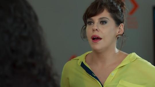 Stella acusa Júnior de sequestro e assusta Joana