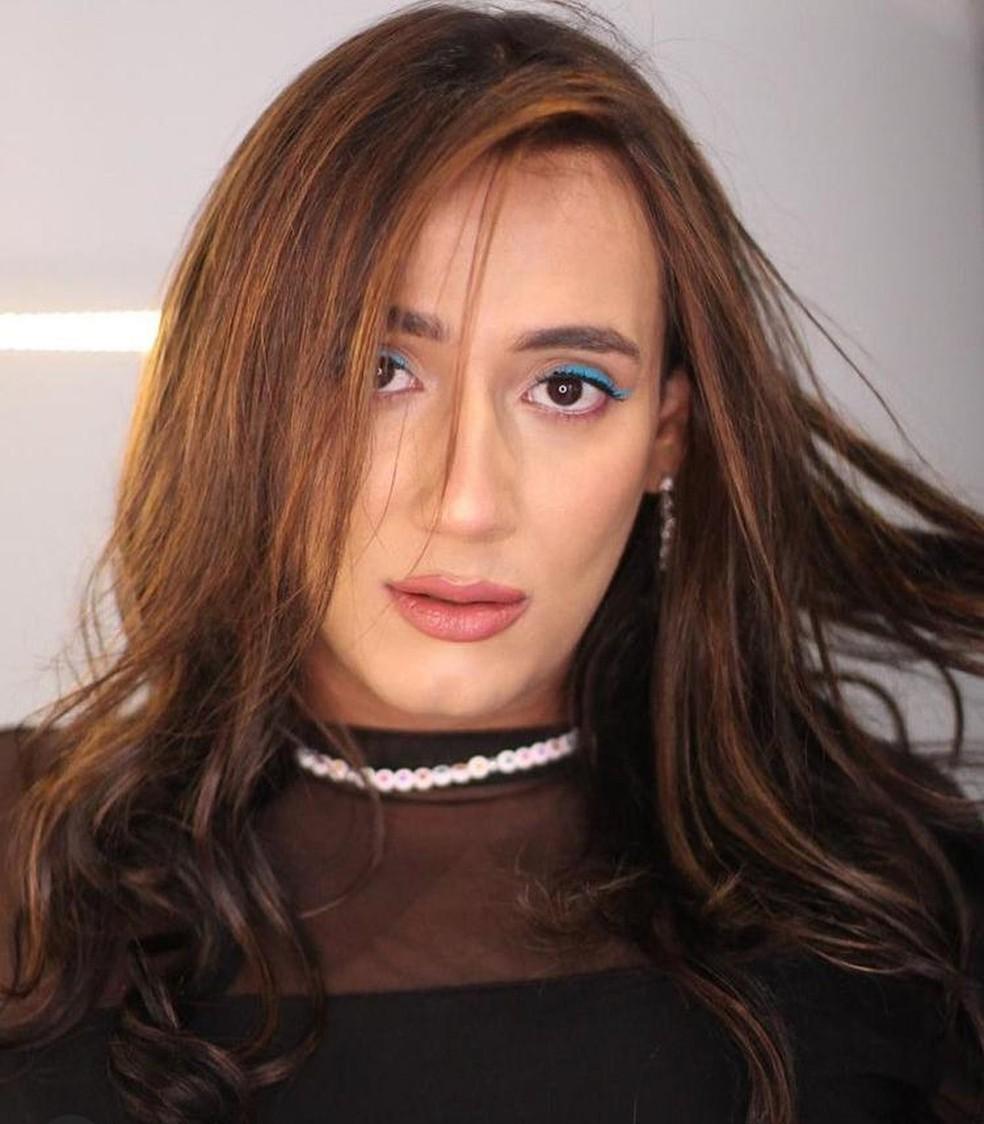Para Dani, são muitas barreiras a serem enfrentadas por ser transgênero no Maranhão. — Foto: Arquivo pessoal