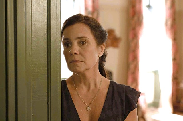Thelma (Adriana Esteves) (Foto: TV Globo)