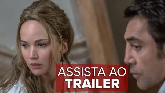 'Mãe!' afoga Jennifer Lawrence e público em angústia e impotência; G1 já viu