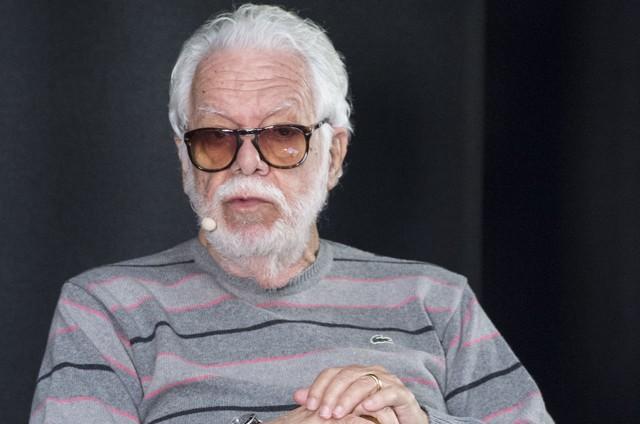 Manoel Carlos (Foto: Estevam Avellar/TV Globo )