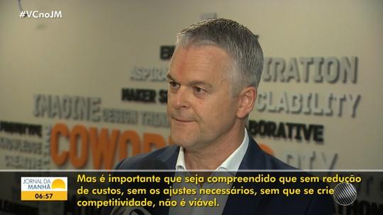 Presidente da Ford para América do Sul fala sobre mudanças para a unidade de Camaçari
