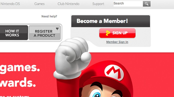 Nintendo Club: como trocar seus cupons e adquirir novos