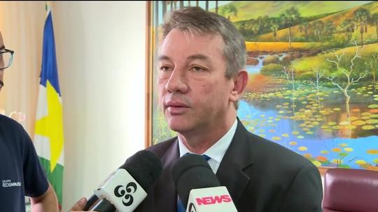 Interventor federal assume gestão de Roraima