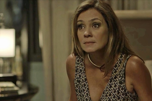 'Segundo Sol': Adriana Esteves é Laureta (Foto: TV Globo)