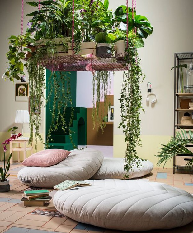 8 ideias de plantas gigantes na decoração (Foto: Reprodução)