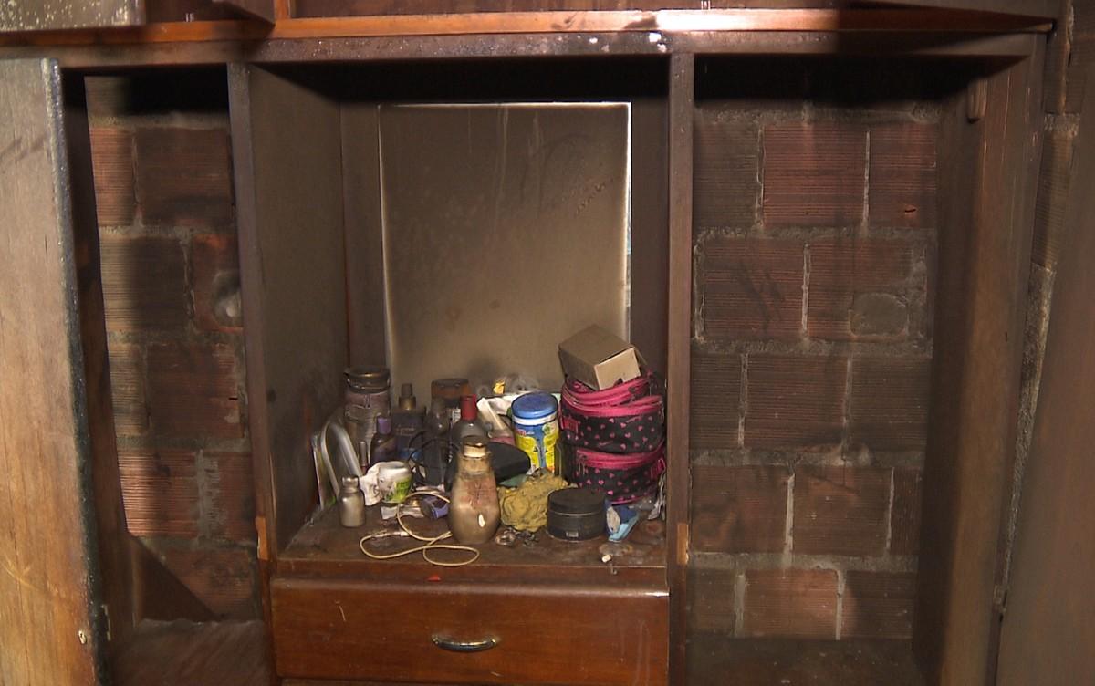 Homem é suspeito de atear fogo na casa de ex-esposa em Campina Grande