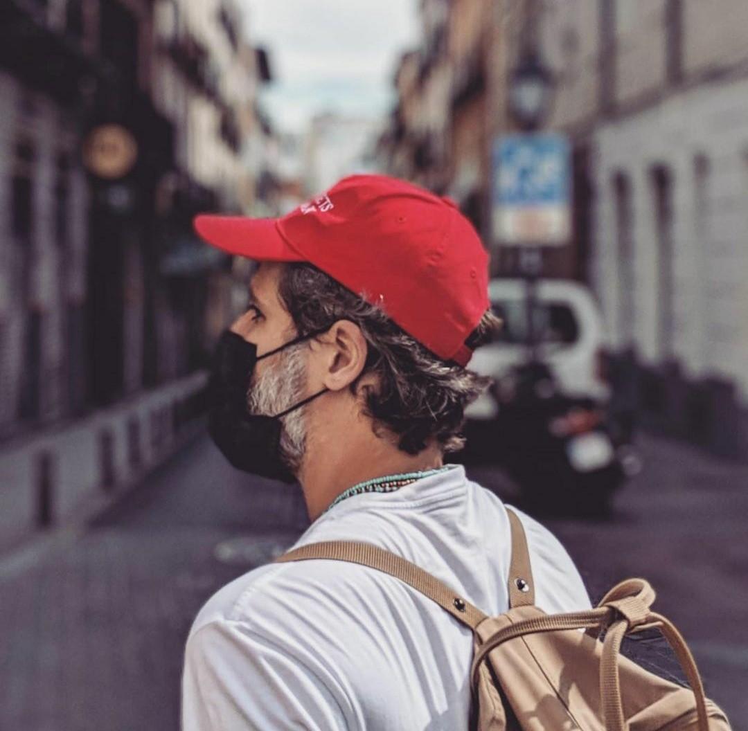 Bruno Gagliasso en España (Foto: Reproducción / Instagram)