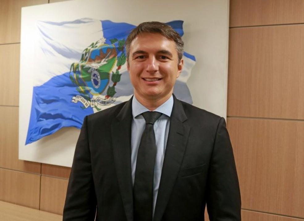 Secretário de Educação, Pedro Fernandes — Foto: Divulgação