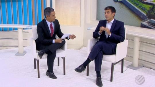 Helder Barbalho promete acionar a Força Nacional para o Pará em entrevista ao JL2