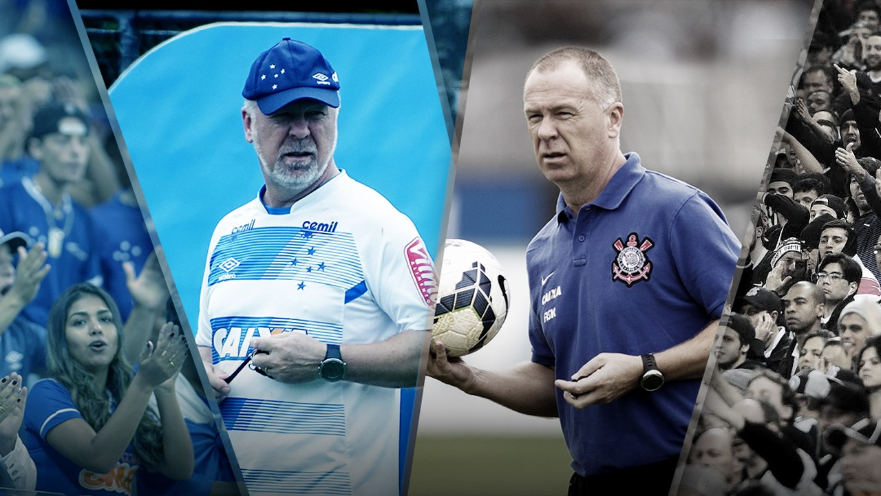 Respeitado por Cruzeiro e Corinthians, Mano Menezes tenta bi inédito da Copa do Brasil
