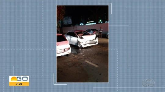 Médico preso por dirigir bêbado foi solto, em Anápolis
