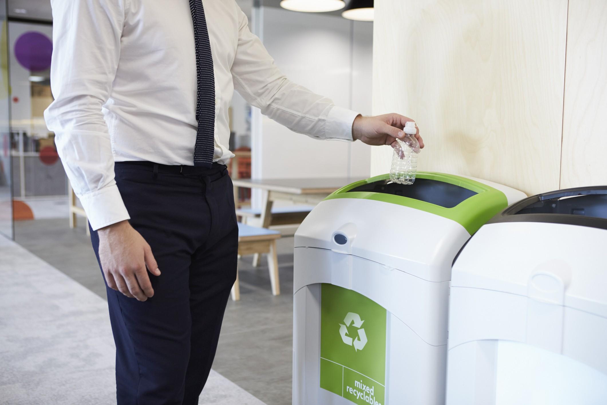A escolha dos fornecedores é tão importante quanto a separação de recicláveis (Foto: Getty Images)