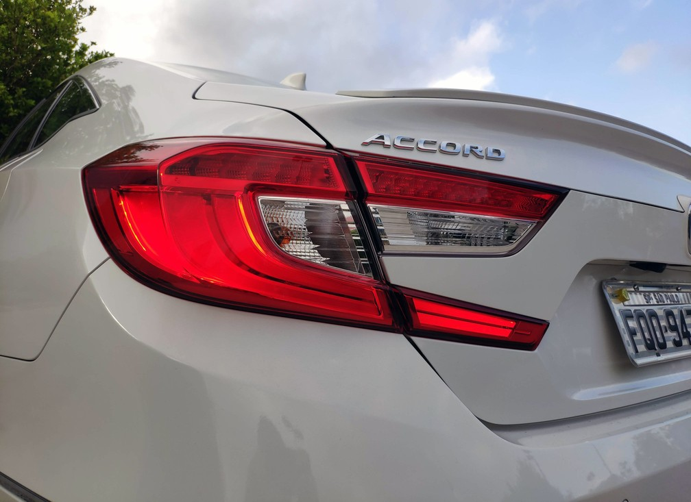 Honda Accord — Foto: André Paixão/G1