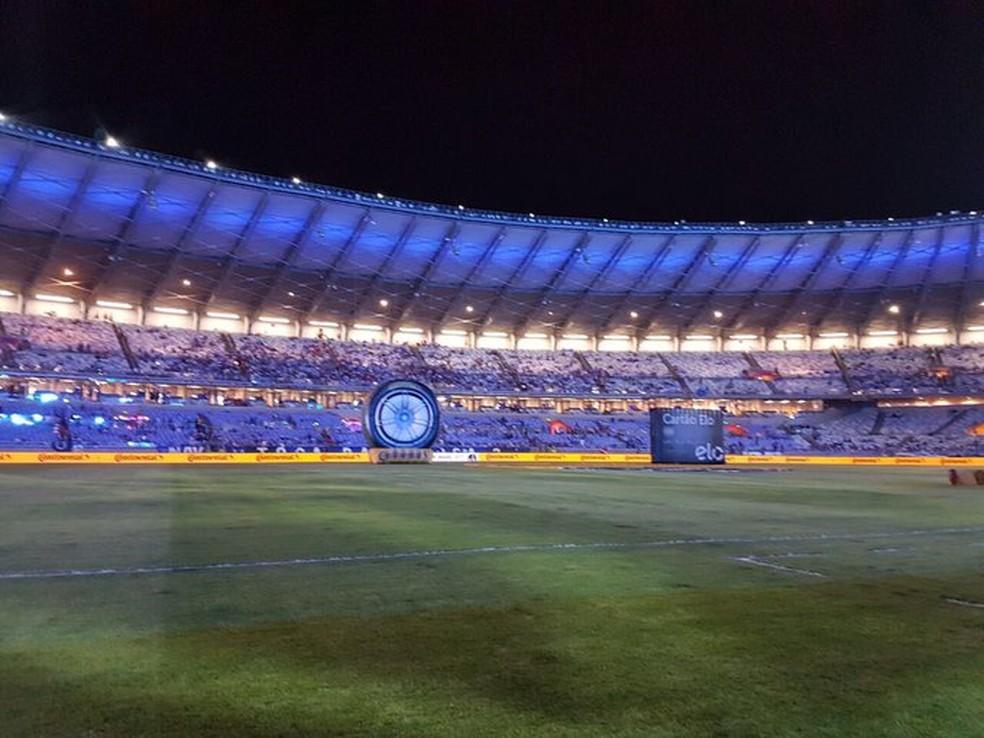 Estádio do Mineirão, que também foi reformado para a Copa de 2014, recebeu mais de 90 eventos e 42 jogos em 2017 (Foto: Laura Bernardes/GloboEsporte)