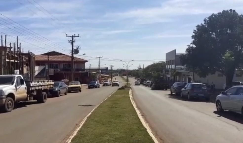 Laranjal, no Paraná — Foto: Prefeitura de Laranjal/Divulgação