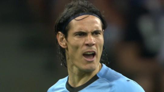 Sorte do C... avani? Gol do Uruguai é repetição de lance de 2014