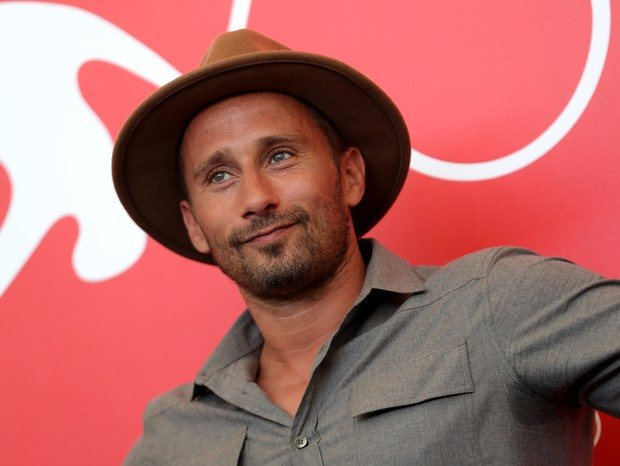 VENICE, ITALY - SEPTEMBER 01:  Matthias Schoenaerts attends 'Freres Ennemis (Close Enemies)' photocall during the 75th Venice Film Festival at Sala Casino on September 1, 2018 in Venice, Italy.  (Photo by Vittorio Zunino Celotto/Getty Images) (Foto: Getty Images)
