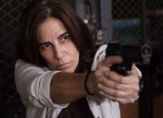 Gloria Pires protagoniza o filme A Suspeita, com lançamento previsto para o segndo semestre de 2019 (Foto: Desirèe do Valle)
