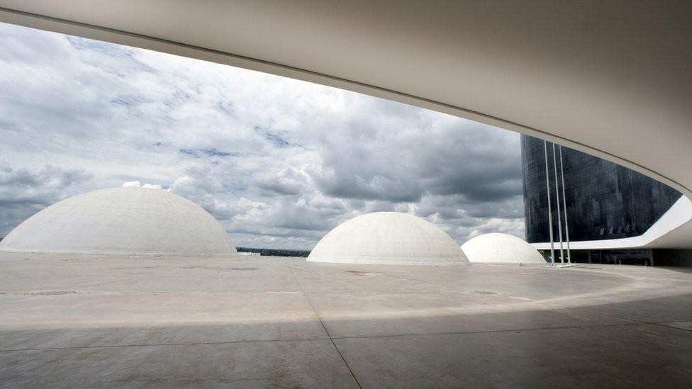 A totalização é feita na sede do TSE, em Brasília (Foto: TSE/Ascom)