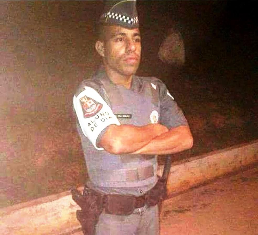 PM foi morto a pauladas dentro da própria casa em Praia Grande, SP (Foto: Arquivo Pessoal)