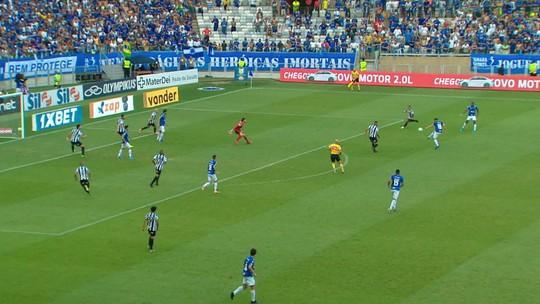 Análise: Atlético-MG soma ponto importante com atuação segura, mas pouco ambiciosa no clássico