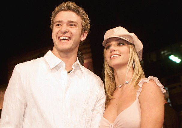 Britney Spears e Justin Timberlake (Foto: Getty Images)