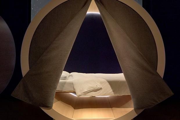The Dreamery, em Nova York, oferece sonecas de 45 minutos por 25 dólares (Foto: Reprodução)