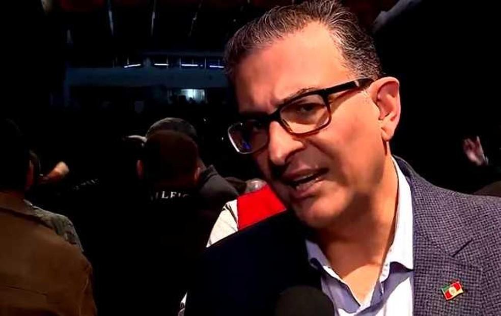 Jairo Jorge será o candidato do PDT ao governo do Rio Grande do Sul (Foto: Reprodução/RBS TV)