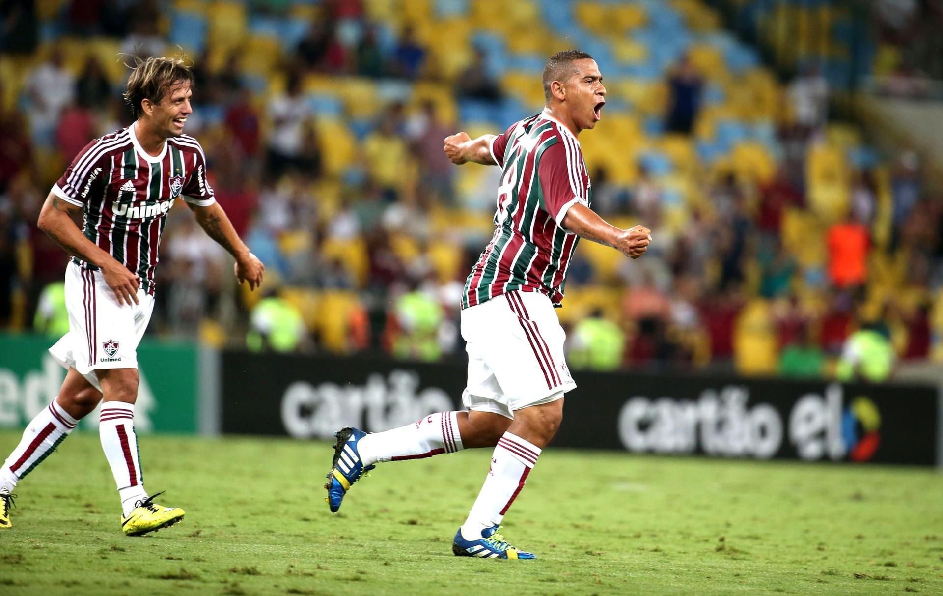 Resultado de imagem para Fluminense 5x2 São Paulo