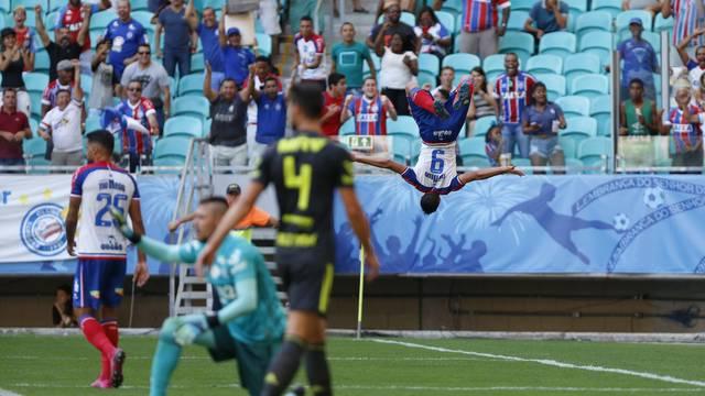 Jogo marcou maior número de gols sofridos pelo Fla em 2019