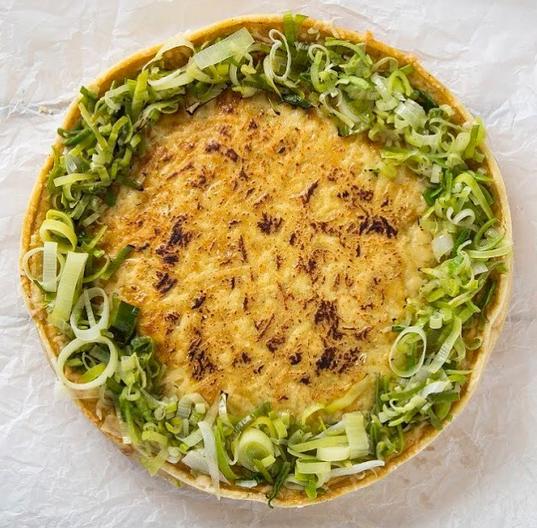 A chef Re Cruz é expert em tortas e quiches (Foto: Instagram/Reprodução)