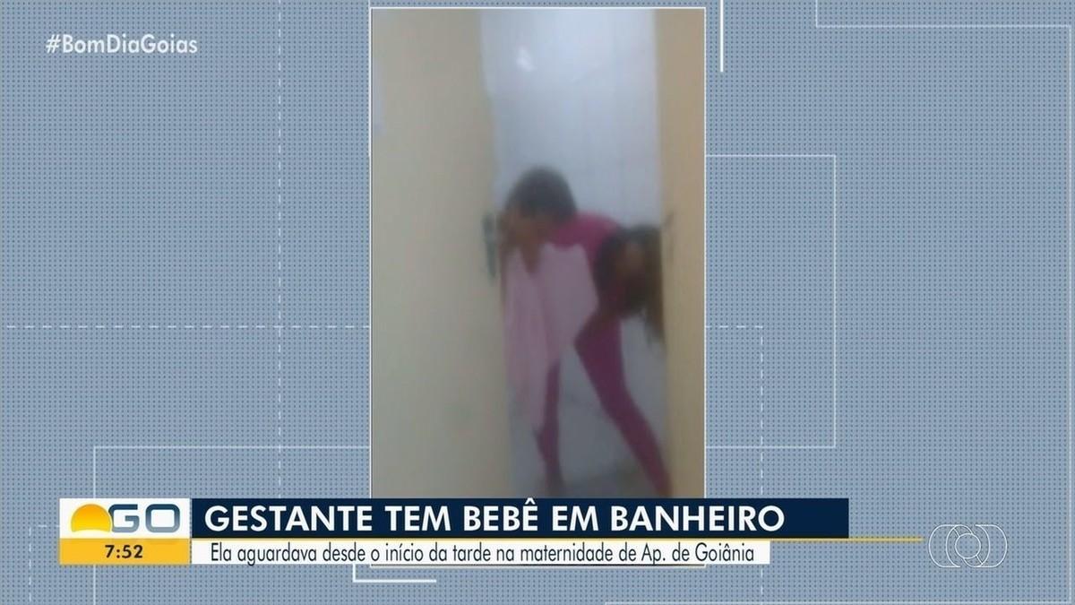 Mulher dá à luz dentro de banheiro de maternidade em Aparecida de Goiânia; vídeo - G1