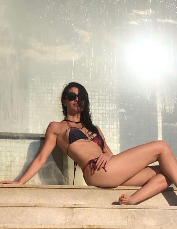 Alinne Moraes (Foto: Reprodução/Instagram)