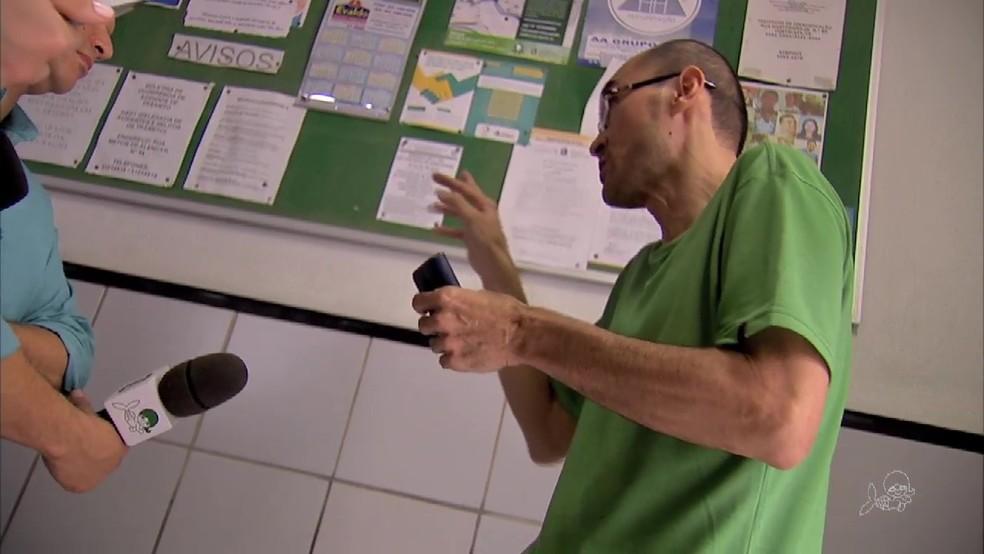 Denfensoria aponta cárcere privado em caso de família que era mantida reclusa em casa (Foto: TV Verdes Mares/Reprodução)
