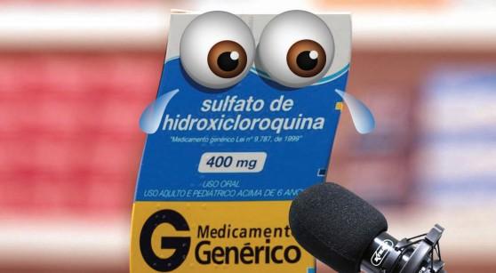 A cloroquina fala