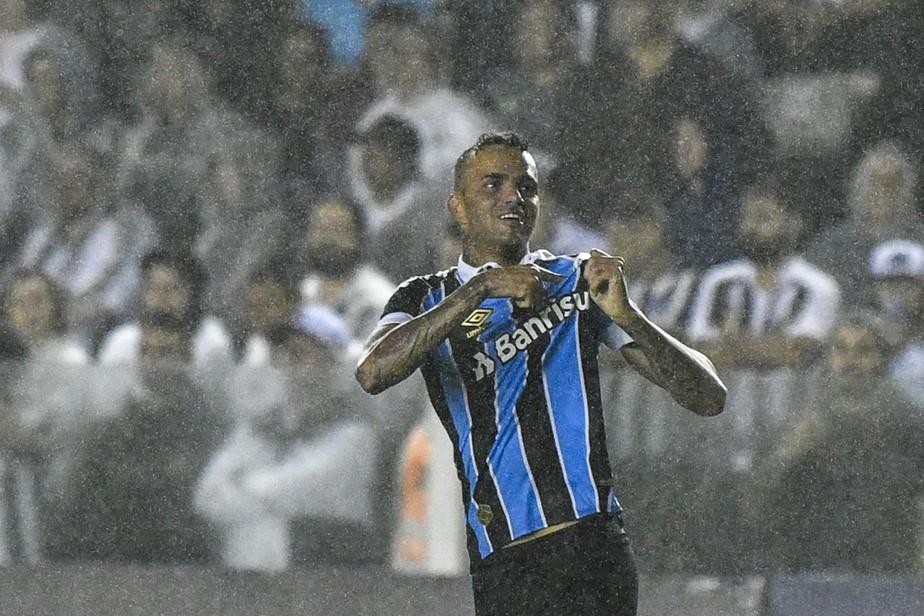 Presidente do Grêmio admite chance de negociar Luan, mas avisa: