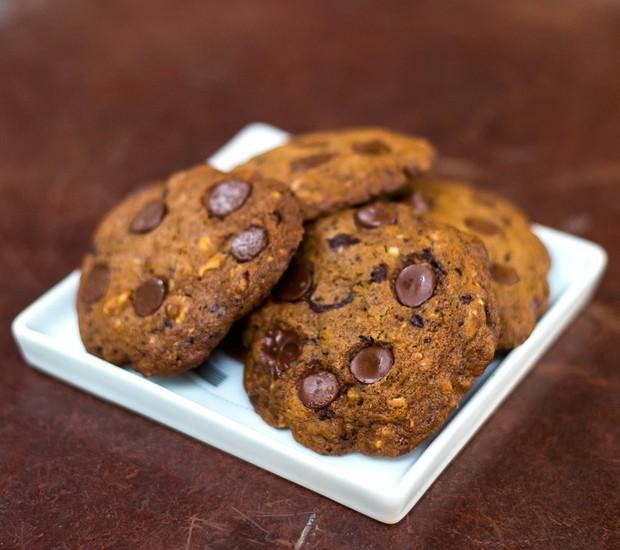 Cookie do Gú, receita da padaria Santo Pão (Foto: Cauê Porto/Divulgação)