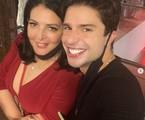 Diego Montez com a mãe | Reprodução Instagram