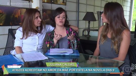 Juliana Caldas comenta relação de Sophia e Estela: 'Ela não sabe lidar'
