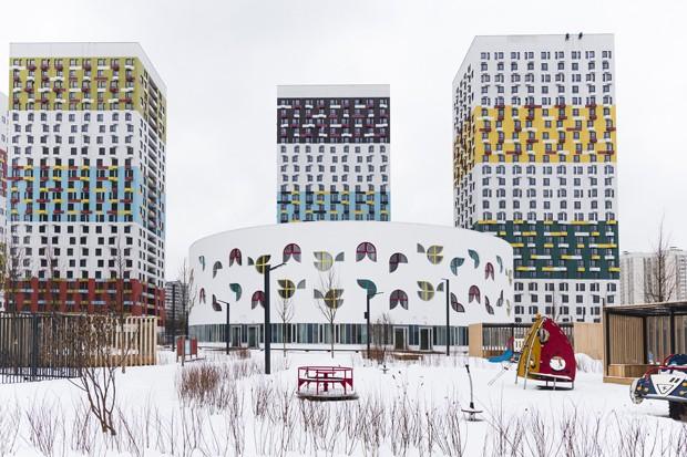 Casa Vogue ama arquitetura russa (Foto: divulgação)