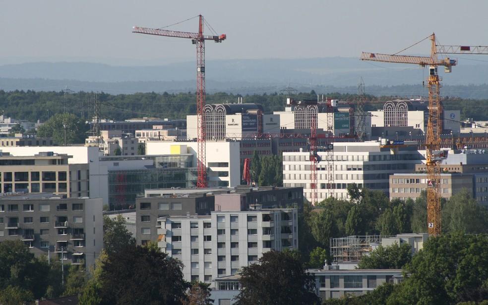 Empreedimentos imobiários em Zurique precisam destinar 33% de suas unidades a moradias sociais (Foto: stooni/Creative Commons)