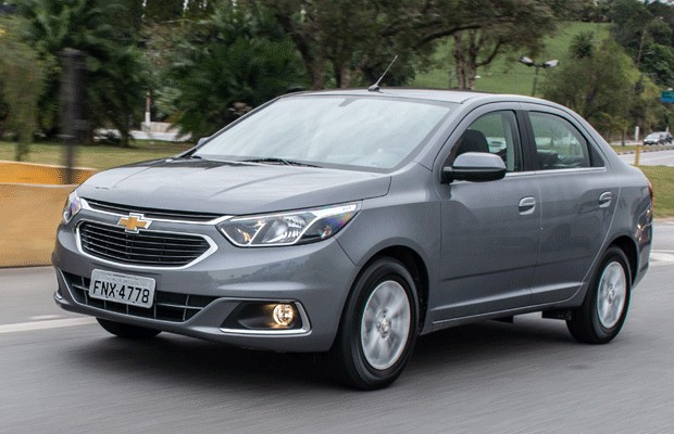 Chevrolet Cobalt 2019 ganha nova versão automática por R ...