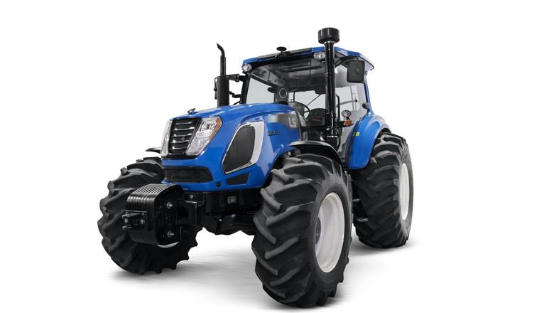 Modelo será mostrado na Agrishow deste ano, no lançamento da série H (Foto: Banco de Imagens da LS Tractor)